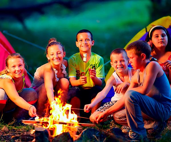 Inmersión en familia americana con Day Camp 10 a 15 años