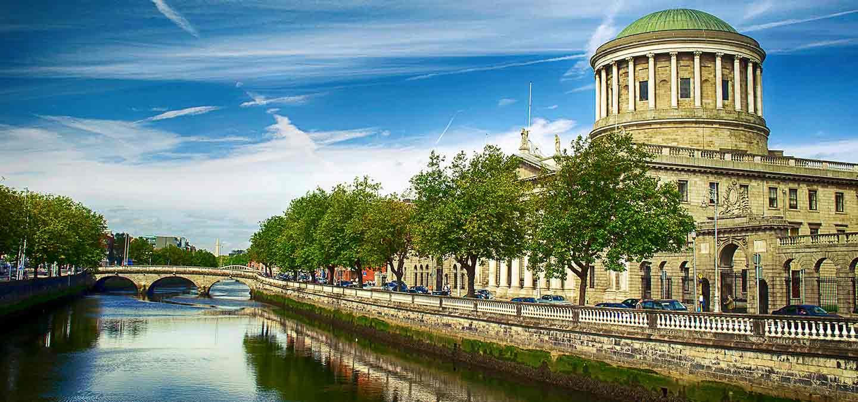 Inglés y convivencia en Dublin