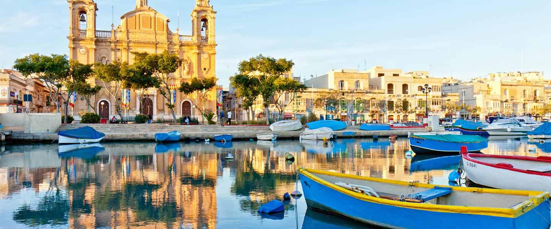 Inglés y diversión en Malta