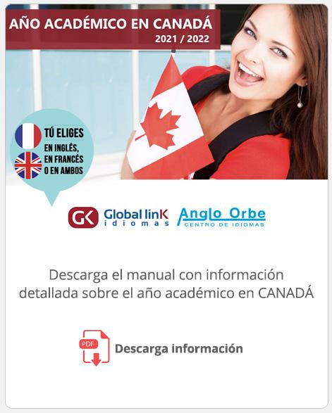 Manual con información detalla curso academico en CANADÁ
