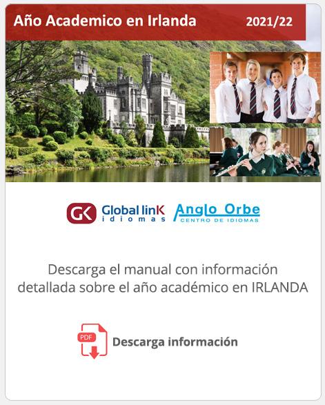 Manual con información detalla curso académico en IRLANDA