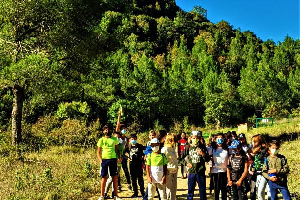 Inmersión lingüística en El Teularet (Valencia): Día 4. ESCOLA ROSA CAMPÁ Y CEIP MARTINEZ MONTAÑES